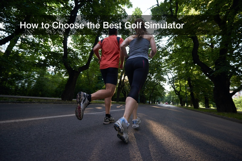 How to Choose the Best Golf Simulator