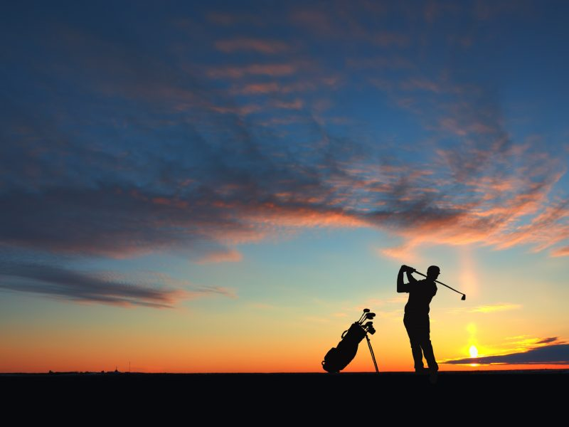 What To Look For In A Home Golf Simulator